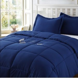 Macy's Water & Stain Resistant Comforter Mini Set